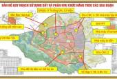 Chính chủ bán đất tái định cư ĐH QGHN, full sổ đỏ, diện tích 100m2, giá chỉ từ 15tr/m2