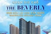 Nhận Booking - The Beverly - Vinhome Grand Park Q9